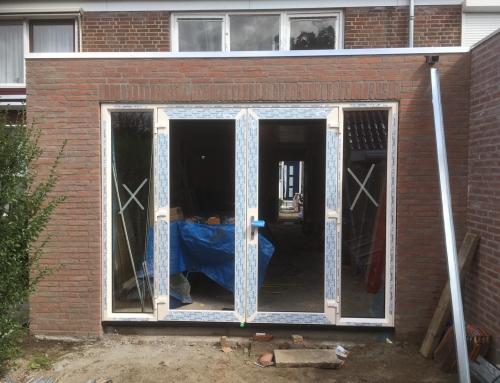 Uitbouw Houten